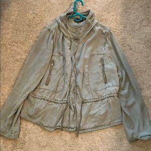 Lane Bryant Utility Jacket